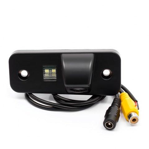 Автомобильная камера заднего вида для  Hyundai Santa Fe New Превью 1