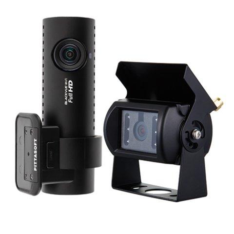 Відеореєстратор із GPS, G-сенсором та сенсором руху BlackVue DR 650GW-2СH Truck Прев'ю 1