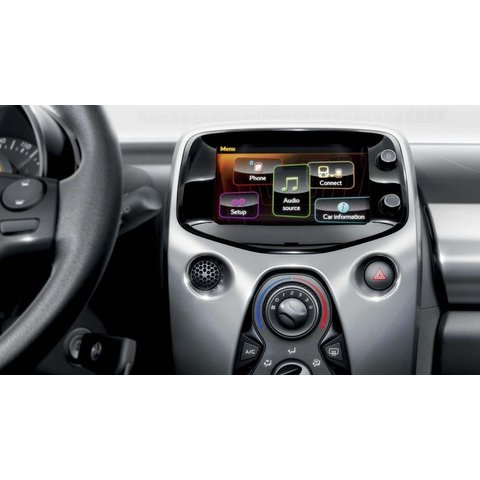 Video Cable for Toyota Aygo, Citroen C1 and Peugeot 108 with X-Touch / X-Nav Monitors Preview 5