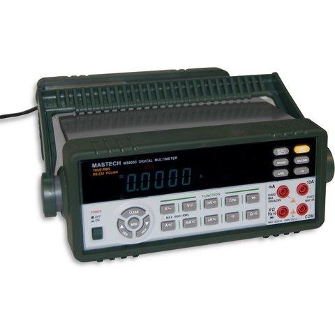 Профессиональный цифровой мультиметр MASTECH MS8050 Превью 1