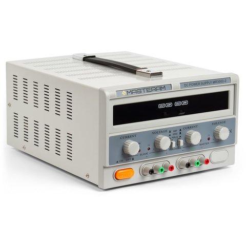 Регульований блок живлення Masteram MR3002-2 Прев'ю 1