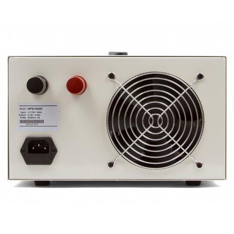 Лабораторный блок питания Masteram HPS1550D - Просмотр 3