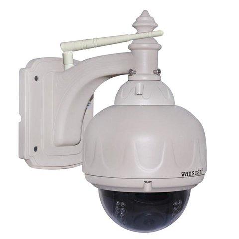 Безпровідна IP-камера спостереження HW0028 (720p, 1 МП) Прев'ю 2