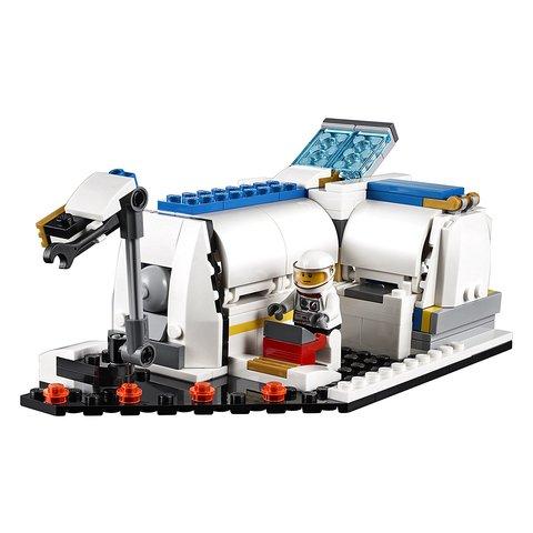 Конструктор LEGO Creator Космічний дослідницький шаттл 31066 Прев'ю 3