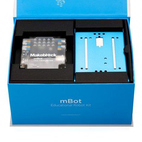 Конструктор Makeblock mBot v1.1 (синій)