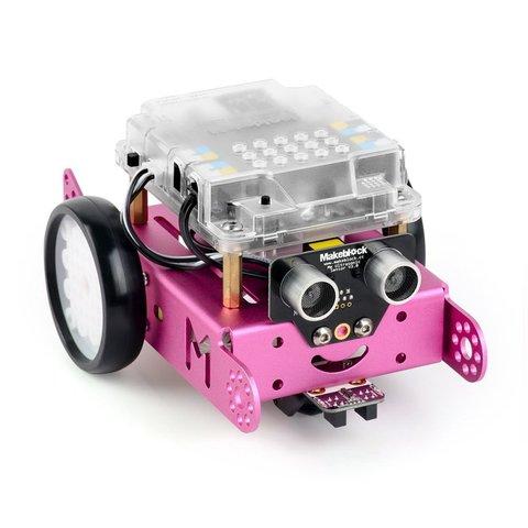 STEAM-конструктор Makeblock mBot v1.1 (рожевий) - /*Photo|product*/