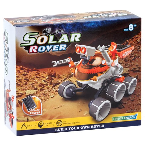 Марсохід, конструктор на сонячних батареях CIC 21-684