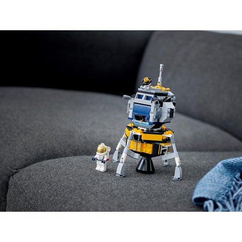 Конструктор LEGO Creator Пригоди на космічному шатлі 31117 Прев'ю 15
