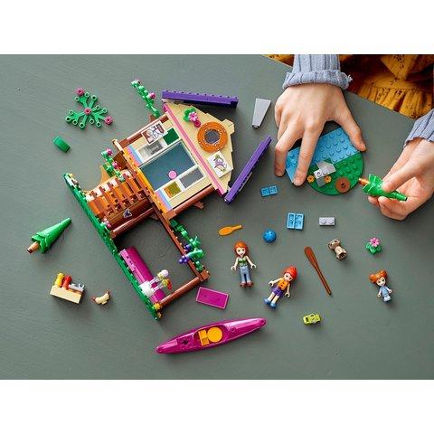 Конструктор LEGO Friends Домик в лесу 41679 Превью 13