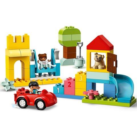 Конструктор LEGO DUPLO Коробка з кубиками Deluxe 10914 Прев'ю 7