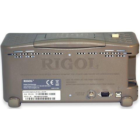 Digital Oscilloscope RIGOL DS1202CA Preview 1
