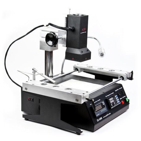 Infrared Soldering Station ACHI IR-6000 Preview 1