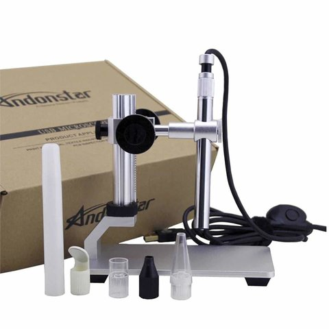 Digital Microscope Andonstar A1 Preview 2